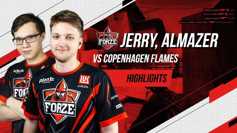 CS:GO Highlights: Almazer Jerry vs. Copenhagen Flames
