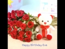 Birthday wishes to Evelyn Mom