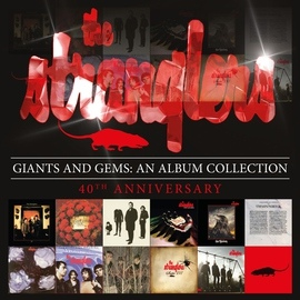 The Stranglers альбом Giants And Gems: An Album Collection