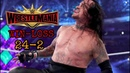 ALL OF THE UNDERTAKER WRESTLEMANIA WIN LOSS