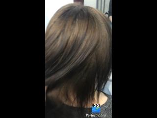 Лечим волосы после бустапа