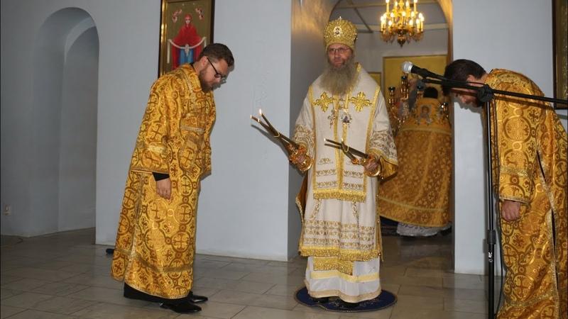В Урюрпинской епархии молитвенно почтили День памяти свв блгвв кнн Петра и Февронии