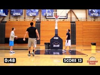 Секреты Бросков НБА - 5 точек | Сможешь побить профессионала?