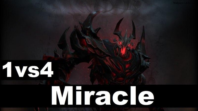 Miracle 1 vs 4 Ultrakill