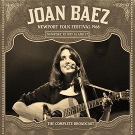Joan Baez альбом Newport Folk Festival 1968 (Live)
