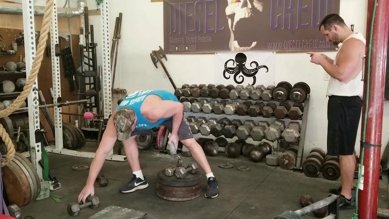 Jedd Johnson the FBBC 2 5 Jug Handle 242 8lbs 110 1kg