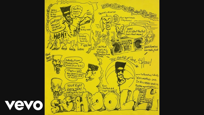 Schoolly D P S K 'What Does It Mean'