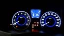 Hyundai Solaris Горит чек, троит, плавают обороты исправляем.