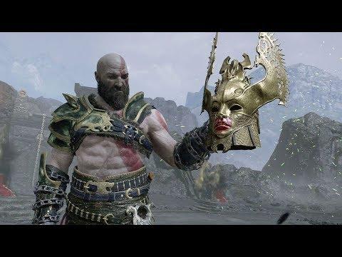 God of war 4 сложность бог войны - Королева валькирий