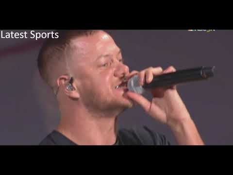 Imagine Dragons performs Whatever It Takes at the NHL Stanley Cup Finals in Vegas LIVE 2018