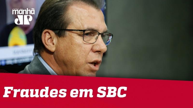 Luiz Marinho se apresenta, ameaça processar Villa e nega fraudes em SBC | Jornal da Manhã » Freewka.com - Смотреть онлайн в хорощем качестве