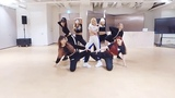 HYO e 3LAU Punk Right Now Dance Practice (mirrored version)