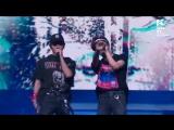 180624 Taeyong, Jaehyun & Mark (NCT) - Whiplash @ KCON 2018 NY