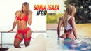 SONIA ISAZA Fitness Model Full Training for a Strong Body Colombia
