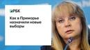 Как в Приморье назначили новые выборы