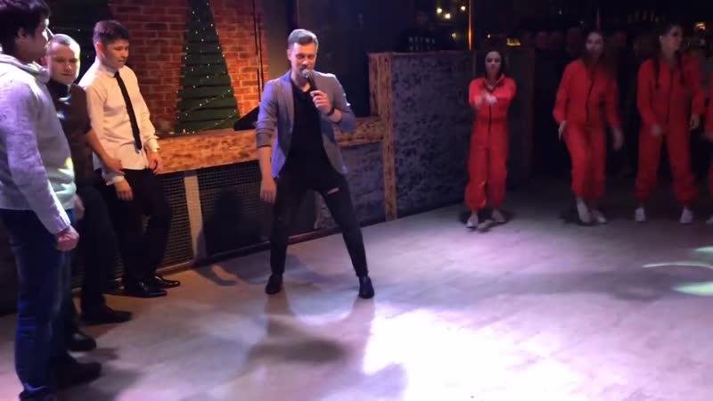 Танцующий Гилёв