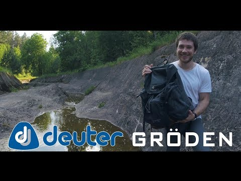 Обзор рюкзака Deuter Groden 32