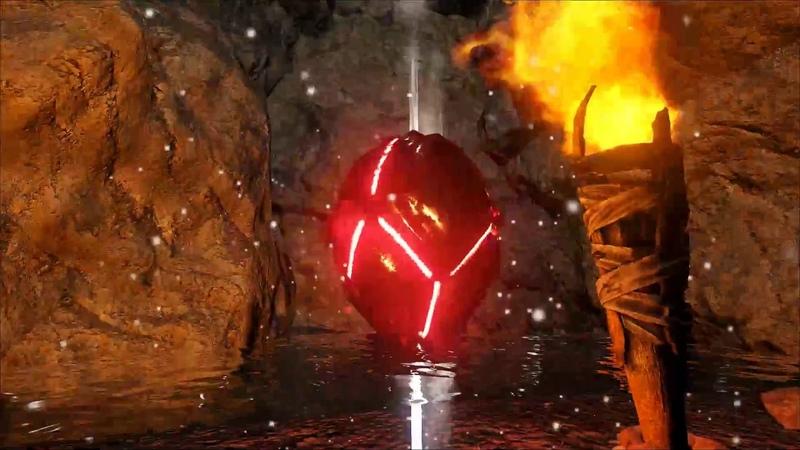ARK: Survival Evolved - Обзор карты Ragnarok. Сервера ARK-Krasnoyarsk