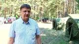 Саяногорские десантники уехали на учебно-тренировочные сборы