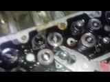 Как не должны сниматься гидрокомпенсаторы клапанов. Вот что означает не качественное масло.