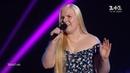 Ксения Бахчалова Крила выбор вслепую Голос страны 9 сезон