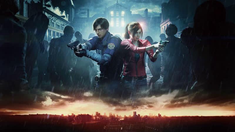 Подписка Лайк   ️ Resident Evil 2 Смотрим Демо ️   (GameForYou) PS4