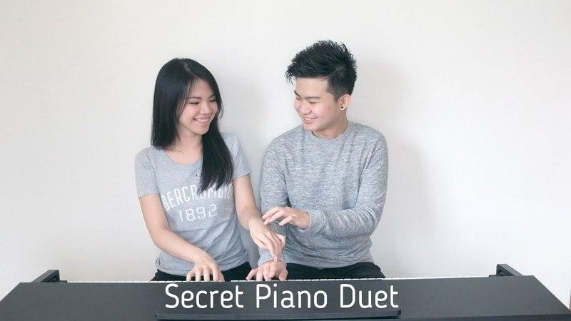 Jay Chou: Secret - Piano Duet