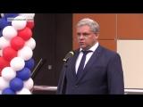 Открытие нового корпуса больницы в г.Юрьев-Польский