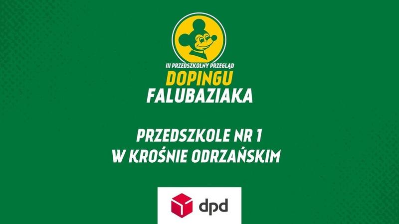 3. Przedszkolny Przegląd Dopingu - Przedszkole nr 1 w Krośnie Odrzańskim