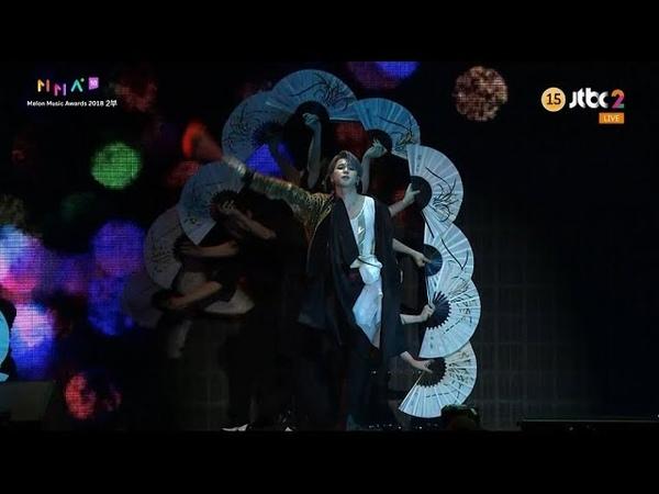 [FULL HD] Intro IDOL - BTS (방탄소년단) @ MMA 2018