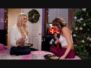 Kenna james, tiffany watson - last-minute christmas new porn 2018