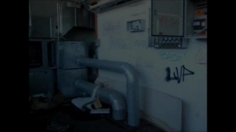 [4.] Karapellontie Espoo.Deserted AGA gas factory.Finland UE-12