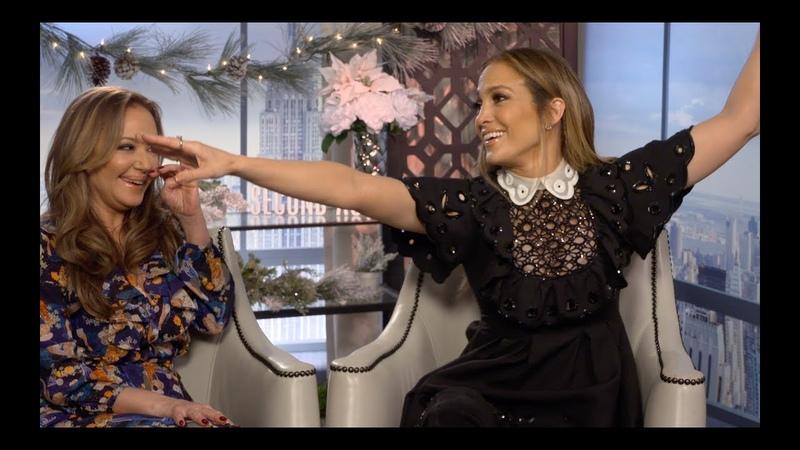 SECOND ACT Funny Cast Interviews Jennifer Lopez, Vanessa Hudgens, Milo Ventimiglia, Leah Remini