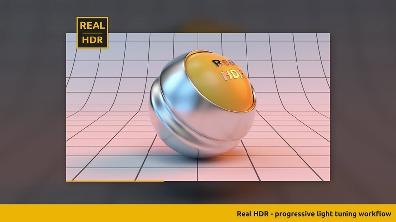 Real HDR in action: Create your 32-bit HDRI files in seconds