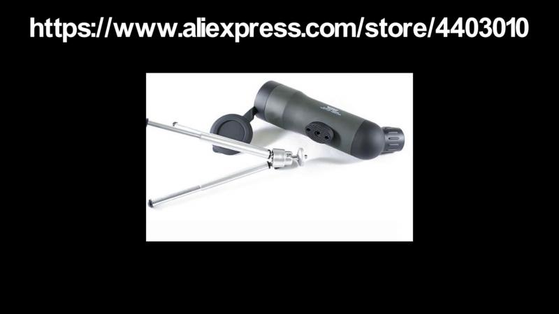 20x50 Spotting Scope Mini Monocular Telescope Zoom Camping Hunting Spotting Optics Compact Pocket Size Magnifier With Tripod