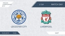 AFL19. England. Championship. Day 3. Leicester City - Liverpool