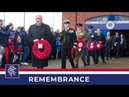REMEMBRANCE 2018 Wreath Laying Ceremony