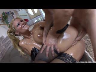 Phoenix marie [big tits, big ass, blonde, anal, oil, blowjob, reverse cowgirl, all sex]