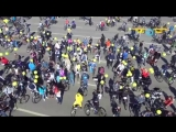 День 1000 велосипедистов 2018 Уфа