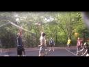17.06.2018 г. Волейбол. Суворовский парк Часть 1