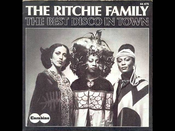 Ritchie Family - The Best Disco In Town (parts 1 2)