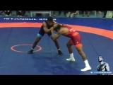 Jordan Burroughs (USA) vs. Frank Chamizo (ITA) 2