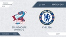 AFL18. England. Championship. Day 27. Scunthorpe United-2 - Chelsea