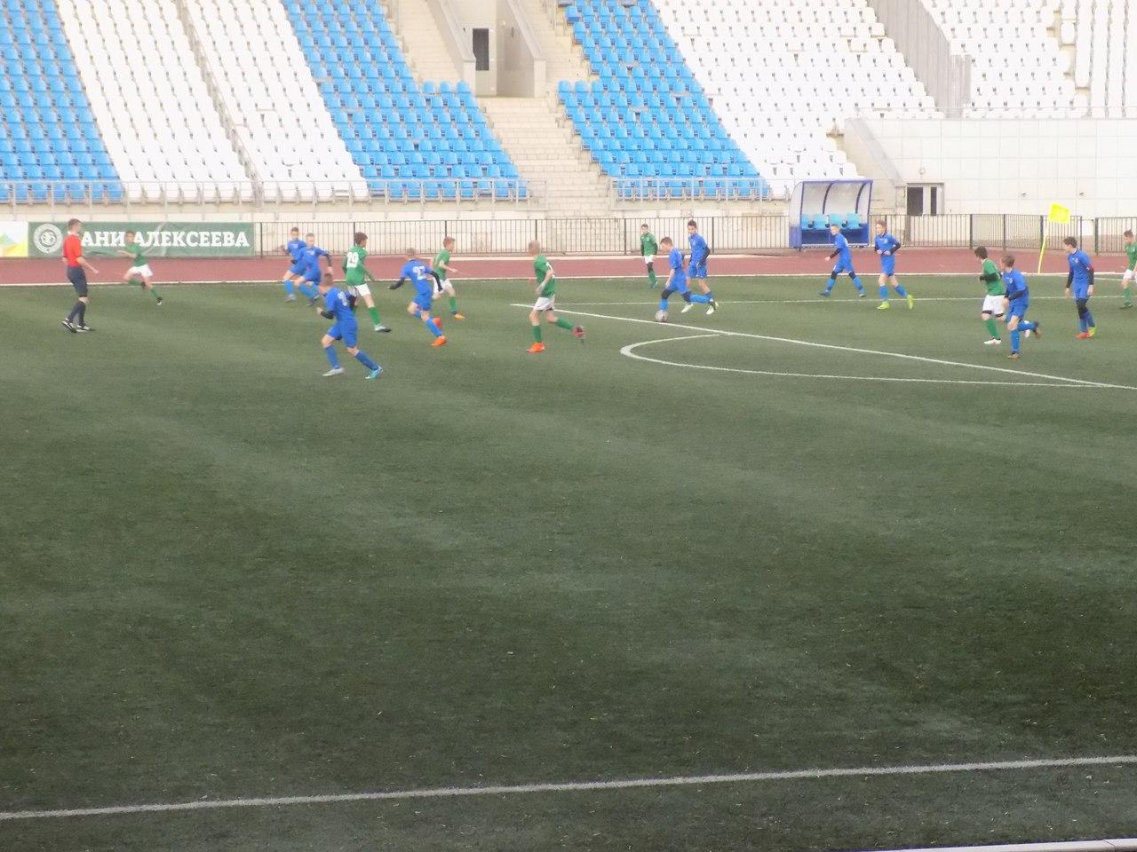 Команды СШ «Витязь» 2005 и 2006 г.р. в 17 туре Первенства России потерпели два поражения