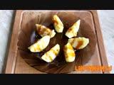 Вкуснейшие яблоки в карамели. Легкий и красивый рецепт.