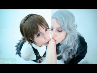 Lana rain - makoto, sae niijima [pornmir, порно вк, new porn vk, hd 1080, role play, cosplay, anime, cum play, anal]