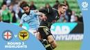 Hyundai A-League 2017/18 Round 3: Melbourne City 1 - 0 Wellington Phoenix