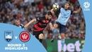 Hyundai A-League 2017/18 Round 3: Sydney FC 2 - 2 Western Sydney Wanderers