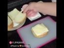 Бутерброд жареный
