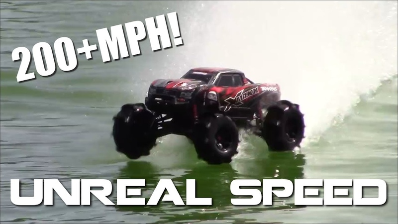 FASTEST RC VEHICLES ON EARTH! 200MPH!